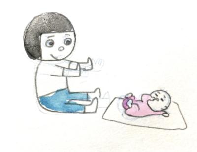 アナログ育児日記